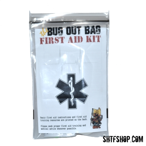 Bug Out Bag First Aid Kit