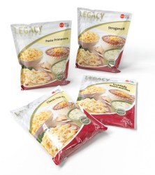 Legacy Food Storage 16 Serving Family Pack