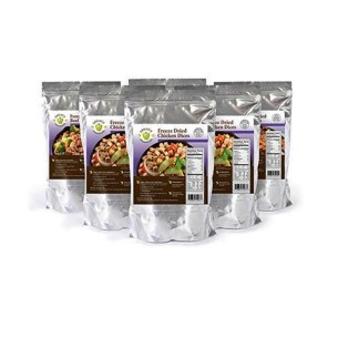 USDA Freeze Dried Chicken Dices