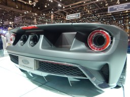 New Ford GT - 2017 Geneva Motorsho