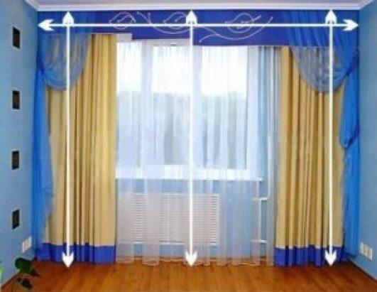 Как правильно снять размеры окна