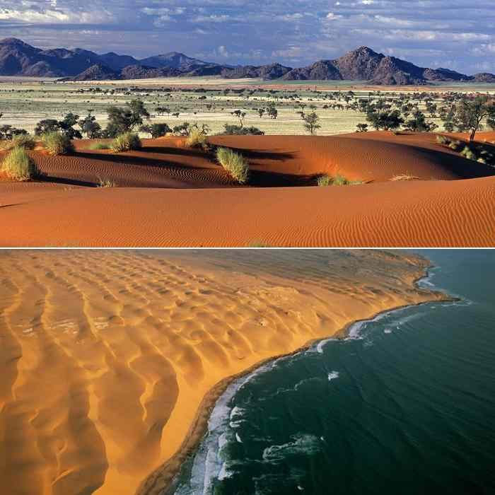 Берег Скелетов, Намибия-7