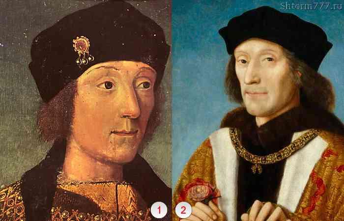 Генрих VII Тюдор-1