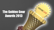 GRABCAD Golden Gear Cup 2013
