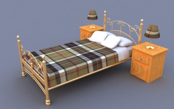Bed16