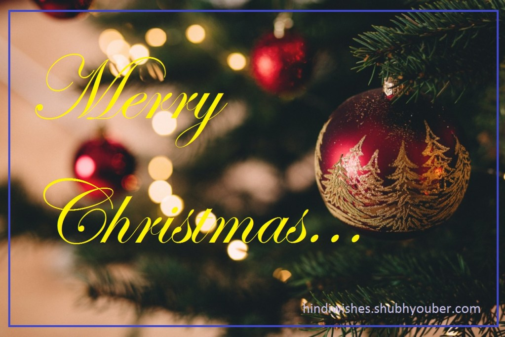 New Marry Christmas Wishes in 2021