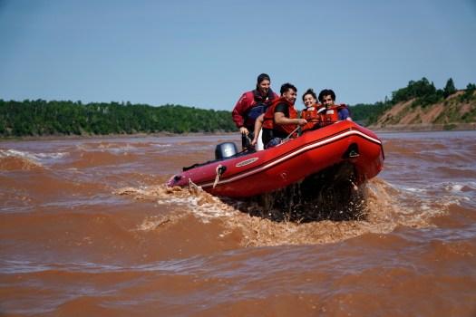 Nova Scotia rafting