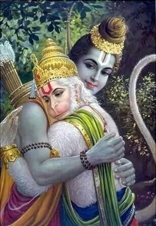 rama-and-hanuman