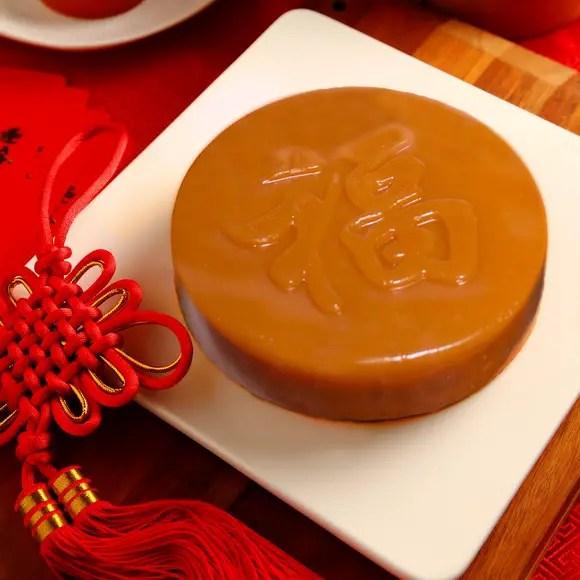 chinese new year sticky rice cake