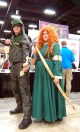 Arrow and Merida 2