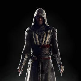 Through a revolutionary technology that unlocks his genetic memories, Callum Lynch (Michael Fassbender) experiences the adventures of his ancestor, Aguilar, in 15th Century Spain. Callum discovers he is descended from a mysterious secret society, the Assassins, and amasses incredible knowledge and skills to take on the oppressive and powerful Templar organization in the present day. ASSASSIN'S CREED opens in theaters worldwide on December 21st, 2016. Photo Credit: Kerry Brown.