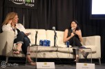 Panelists Krista Vernoff and Joanna Klein / Photo by ChinLin Pan