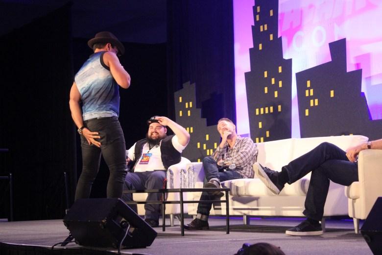 Alamo City Comic Con 2015