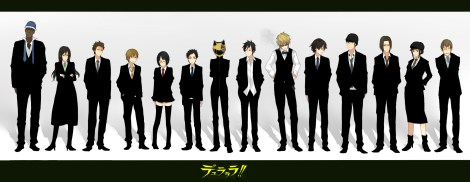 """Durarara!!"" / Image courtesy of zerochan.net"