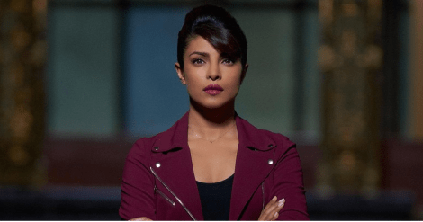 "Alex Parrish from ""Quantico,"" played by Priyanka Chopra"
