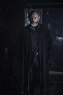 Liam Cunningham as Davos Seaworth. Photo- Helen Sloan:HBO