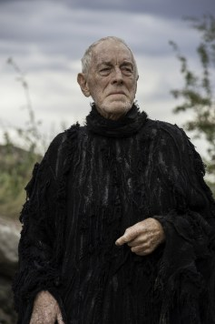 Max von Sydow as the Three-Eyed Raven. Photo- Macall B. Polay:HBO