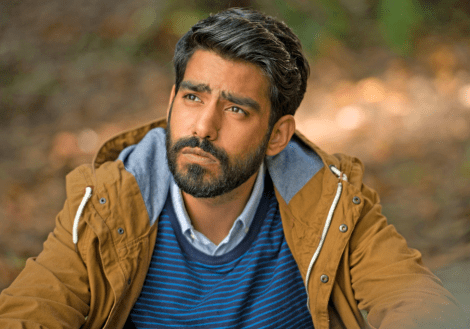"Ravi Chakrabarti on ""iZombie,"" played by Rahul Kohri"