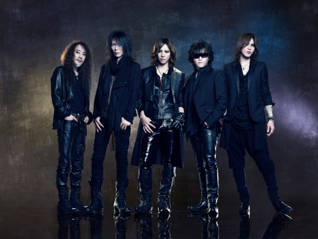 "The current incarnation of X Japan in Drafthouse Films' ""We Are X."" / Courtesy of Drafthouse Films"
