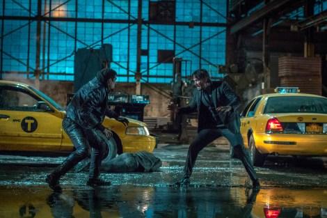 Keanu Reeves stars as 'John Wick.' Photo Credit: Niko Tavernise