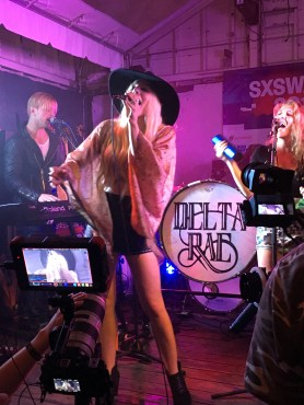 Delta Rae / Photo by Catherine Gutierrez