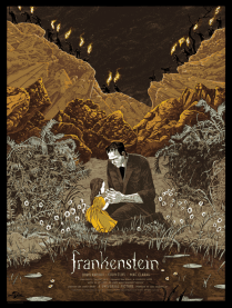 Frankenstein Variant by Jessica Seamans | Photo courtesy of Mondo