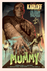 The Mummy by Stan & Vince | Photo courtesy of Mondo