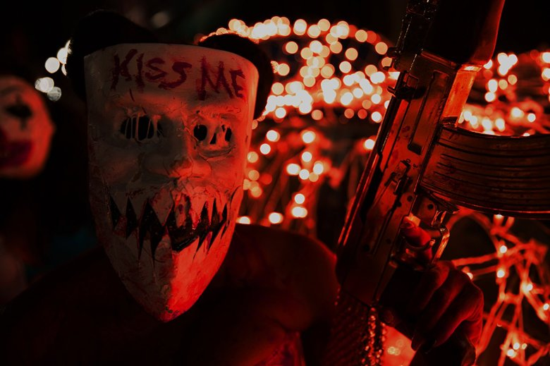 "Still from ""The Purge: Election Year"" (2016) /Photo by Michele K. Short and courtesy of Universal Pictures"