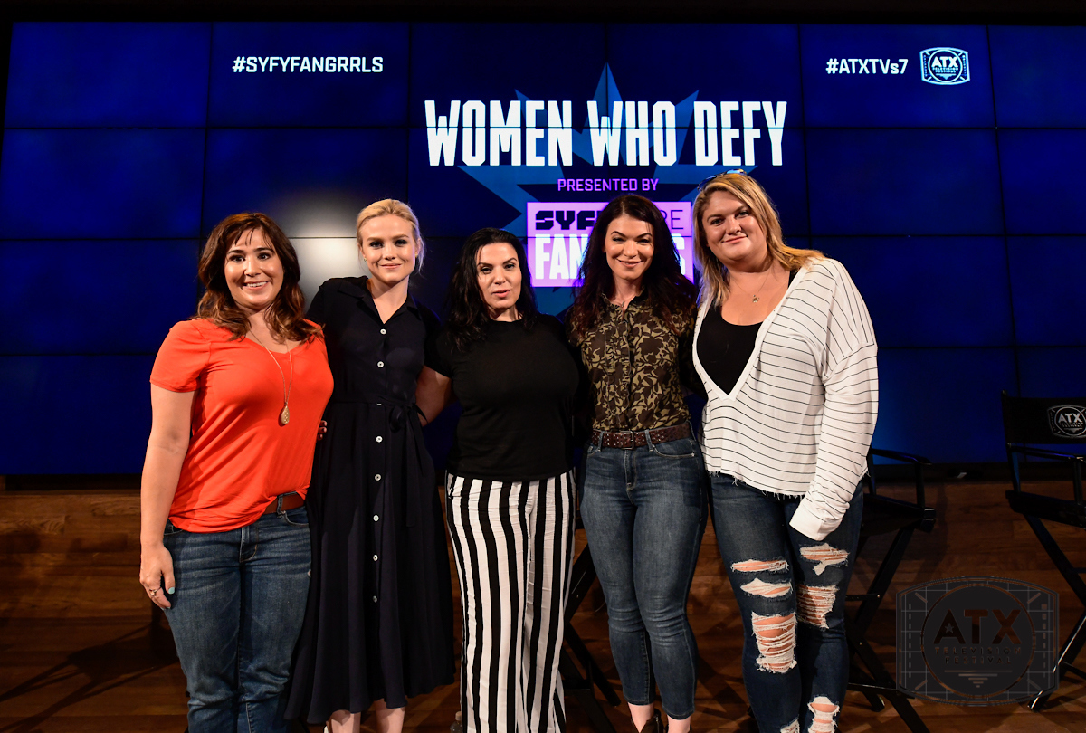 Women who defy