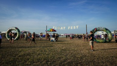 Float Fest 2018   Photo by Leigh Kettle