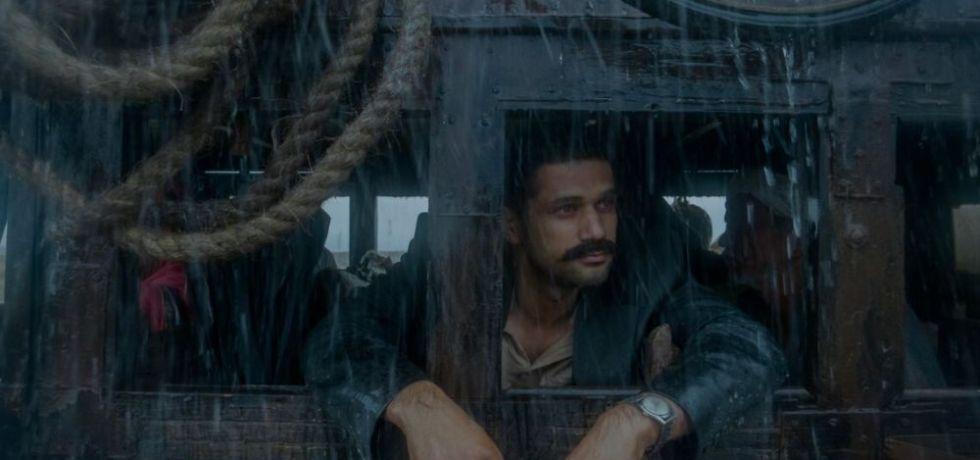 Vinayak in rain