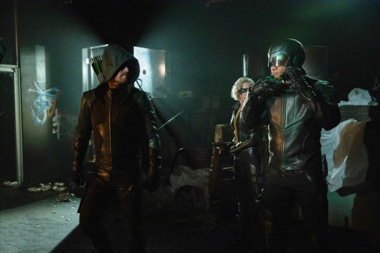 Arrow Season 8 Episode 1