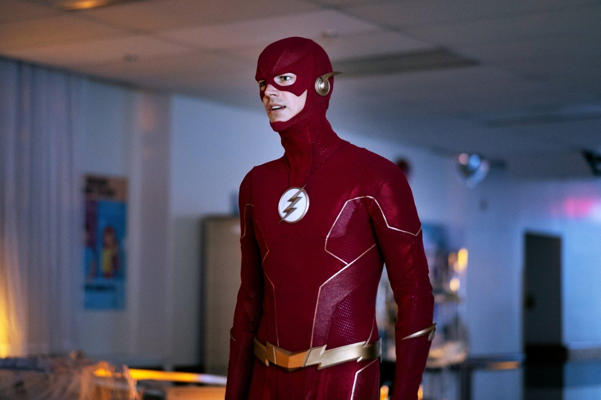 The Flash There Will be Blood