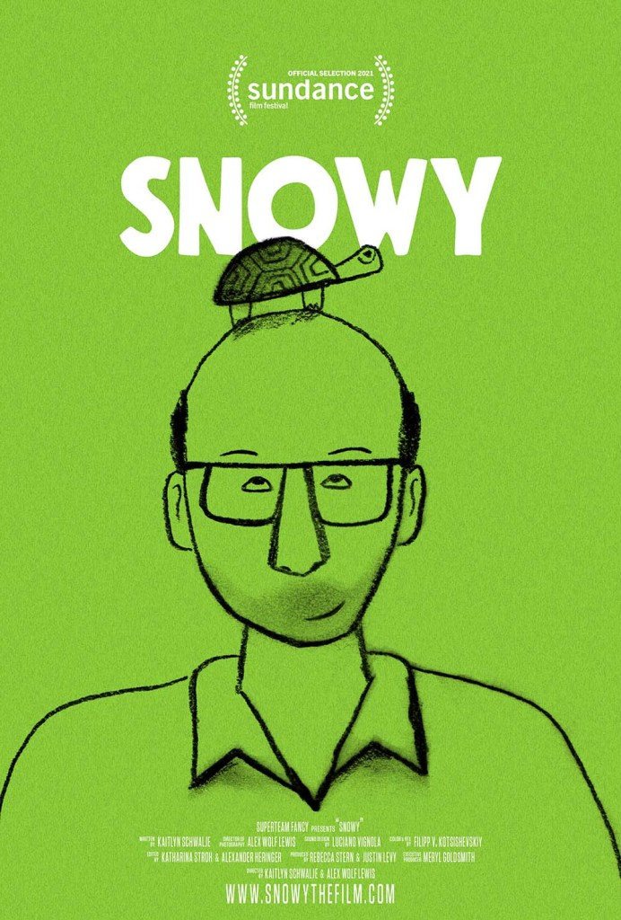 Snowy - Poster