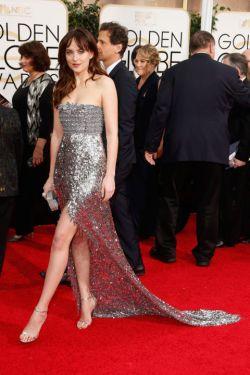 Dakota Johnson - Chanel Haute Couture