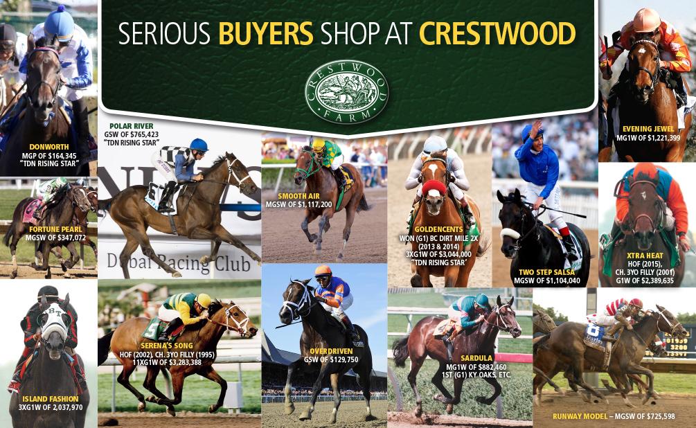 Sales Crestwood Farm