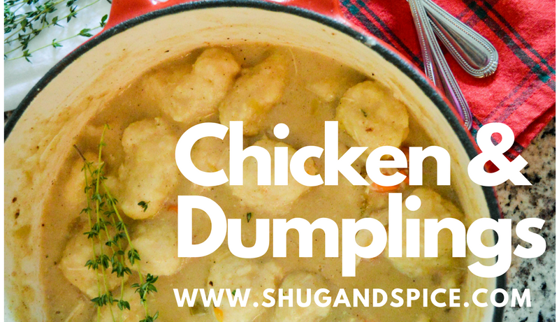 Homemade chicken and dumplings shug and spice forumfinder Gallery