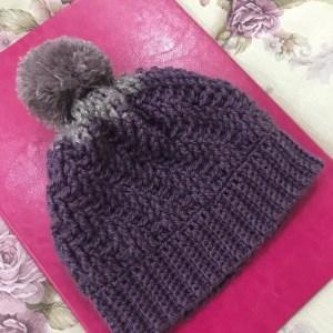قبعة طفل حديث الولاده
