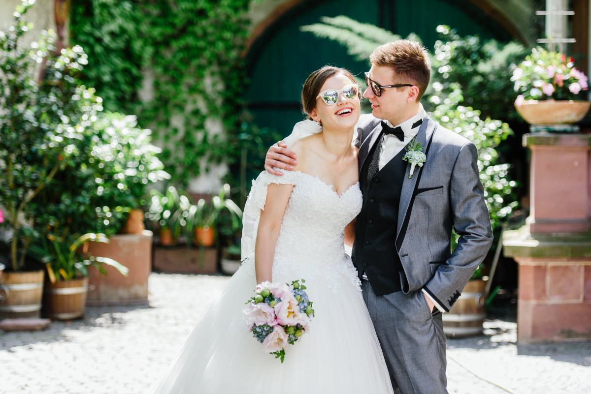 Hochzeitsfotograf Guntersblum Ina Johannes Domhof
