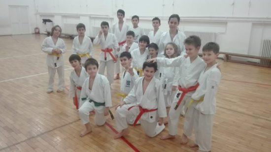 curs karate copii