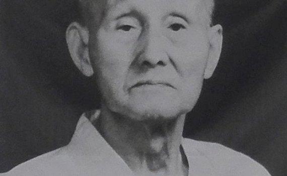 Ohtsuka-Sensei fondatorul stilului de karate Wado Ryu predat la karate Bucuresti