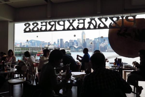 香港街並み8