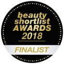 Beauty Shortlist Finalist 2018