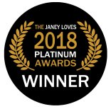 2018 Janey Loves Platinum Award Winner Shui Me Relax