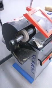 Buffer machine