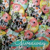 The Best Life Ever Pins Giveaway