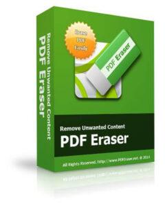 PDF Eraser Pro Crack v1.9.5 + Key Download [2021]