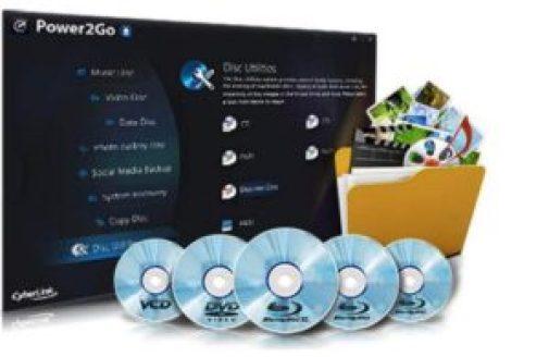 CyberLink Power2Go Platinum 13.0.2024.0 Crack + Activation Key