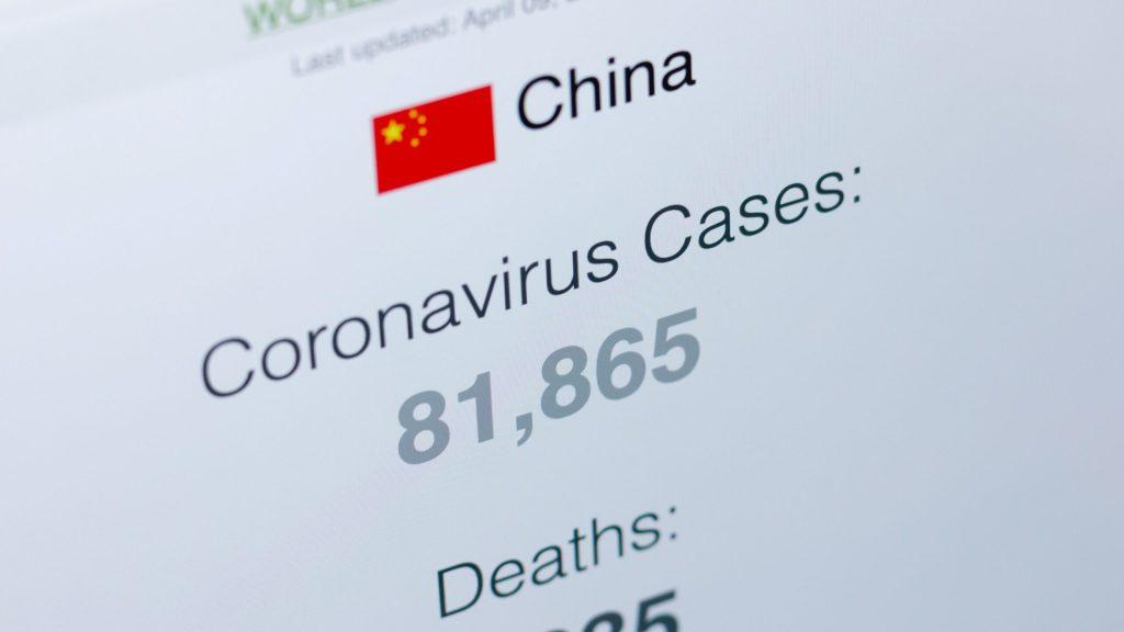 Covid casos china
