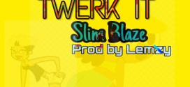 NEW MUSIC: SLIM BLAZE _ TWERK IT _ PROD. BY LEMXY